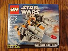 STAR WARS LEGO - Microfighters - Series 2 75074 - Snowspeeder - NEW SEALED
