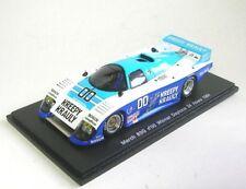 March 83G N° 00 Ganador 24h Daytona 1984
