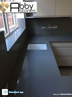 Dark Grey kitchen worktops   all Colour Available Samples £1