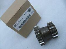 NOS Harley Davidson Transmission Main shaft 1st & 2nd Gear 35282-79 Shovelhead