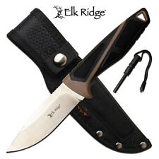 Elk Ridge Fixed Knife Messer Jagdmesser Gürtelmesser Survival Outdoor Camping
