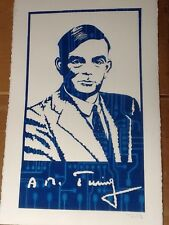 Alan M. Turing: Art, Collectables, Poster