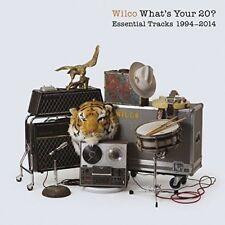 CD de musique rock album anthologie