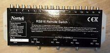 Nortek Rs816 Cctv Remote Switch