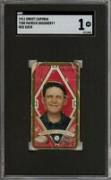 1911 T205 Gold Border Patrick Dougherty Sweet Caporal Chicago White Sox SGC 1