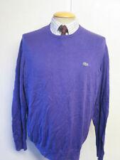Abbigliamento da uomo Lacoste viola