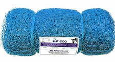 Raisco 60x10 Nylon Cricket Practice Net (Blue) Us