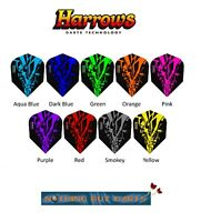 Harrows Rapide X Standard Shape Dart Flights (Choose you colour)