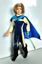 Winx Club Prinz Sky Brandon mit Schwert Rainbow Mattel RAR