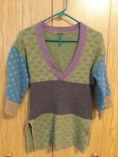 Fornarina Women's Vintage Sweater Size Small Made in Italy