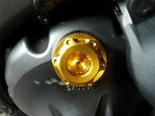 OIL FILLER CAP CNC GOLD SUZUKI GSXR1400 B-KING GSR 600 750 GN125 DR DRZ   R1A9