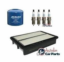 Oil Air Filter & Spark Plugs ACDelco suitable for Hyundai iMax 2008-2015 2.4 ser