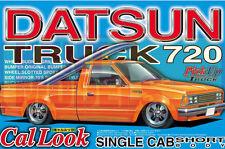Aoshima 1/24 DATSUN CAL LOOK 720 Pick up Modello Kit * UK STOCK *