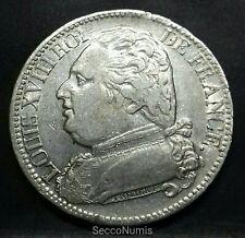 France. Louis XVIII 5 Francs 1815 i Limoges