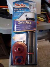Bnip Korky Quietfill Fill Valve & Flapper 818Bp Toilet Fill Valve & Flapper Usa