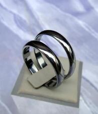 wolframio/Tungsten Carbide Smal Anillo -3 , 5 mm ancho corte de LASER Onda -