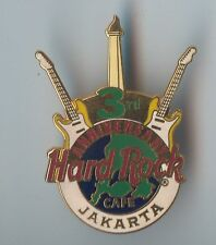 Hard Rock Cafe Jakarta 3rd Anniverary Pin