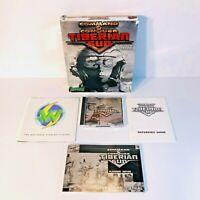 VTG Command & Conquer Tiberian Sun Platinum Edition PC Game #00222 No Figure EUC