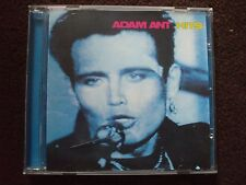 Adam Ant - Hits CD.Prince Charming,Antmusic,Dog Eat Dog,Goody Two Shoes,Apollo 9
