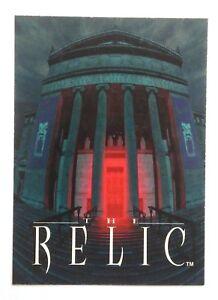 PROMO CARD--The Relic--No # (1996)