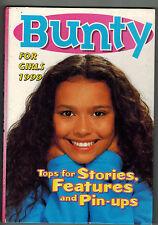 BUNTY FOR GIRLS 1999 Annual