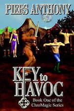 NEW Key to Havoc (Chromagic) by Piers Anthony