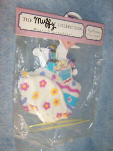 1993 Muffy Vanderbear- Egg Painting Outfit #4372