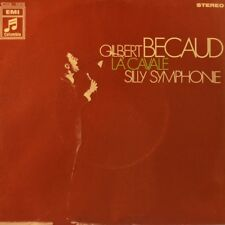 "7"" GILBERT BECAUD La Cavale / Silly Symphonie COLUMBIA Chanson D 1969 NEUWERTIG!"