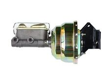 """1961-1972 8"""" (zinc) Ford Galaxie Power brake booster & Ford Master cylinder G84"""