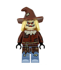 Lego Scarecrow 70913 Reddish Brown Floppy Hat Super Heroes Minifigure