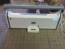 Brookstone Boombox for iPad, iPod, and iPhone - 688226 - White w/AC Adapter