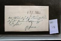 prefilatelica fermo 1851 bella ( ROS7096