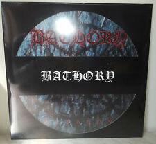 LP BATHORY - OCTAGON - PICTURE DISC - NUOVO NEW