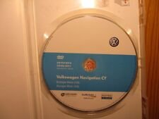 VOLKSWAGEN DVD DISCO mappa Navteq West CY 1T0919859B 1T0919859T Europe