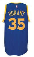 NEW/TAGS Men's Golden State Warriors Kevin Durant adidas Swingman Jersey