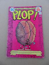 Plop ! 7 . DC 1974 . VG +