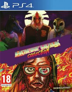 Hotline Miami Collection | PS4 PlayStation 4 BRAND NEW SEALED