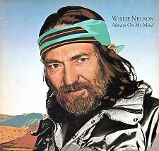 Willie Nelson Vinyl LP Columbia Records 1982, FC-37951, Always On My Mind ~ VG