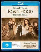 Robin Hood - Prince Of Thieves (Blu-ray, 2017)