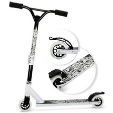 NEW ALUMINIUM 2 WHEELS SPORTS STUNT KICK STREET PUSH SCOOTER KIDS CHILDREN XMAS
