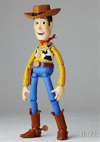 Kaiyodo SCI-FI REVOLTECH TOY STORY WOODY Action Figure Model 6'' Toy