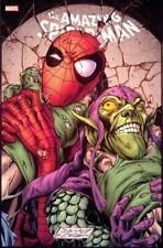 Amazing Spiderman 49 vol 5 850 Mark Bagley Variant Nm