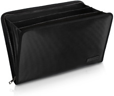 Expanding File Folder Important Document Organizer Fireproof And Waterproof Bag