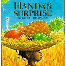 Handa's Surprise: Big Book (Big Books) - Paperback NEW Browne, Eileen 1997-07-07