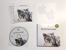 MacOS 10.6.3 Snow Leopard Retail (MC573D/A)