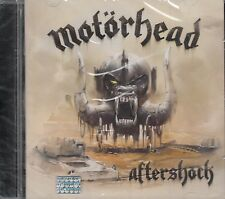 Motorhead Aftershock CD New Sealed