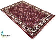 Orientteppich Indo Herati Rot 200X300 cm, Handgeknüpft  100% Schurwolle