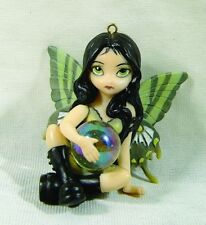 Jasmine Griffith Fantasy Strangeling Mildew Moth Fairy Figurine Statue Ornament