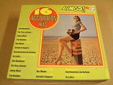 ACCORDEON LP / 16 ACCORDEONHITS