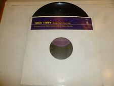 """TODD TERRY - Ready For A New Day - 1997 UK 12"""" vinyl doublepack - DJ Prom"""